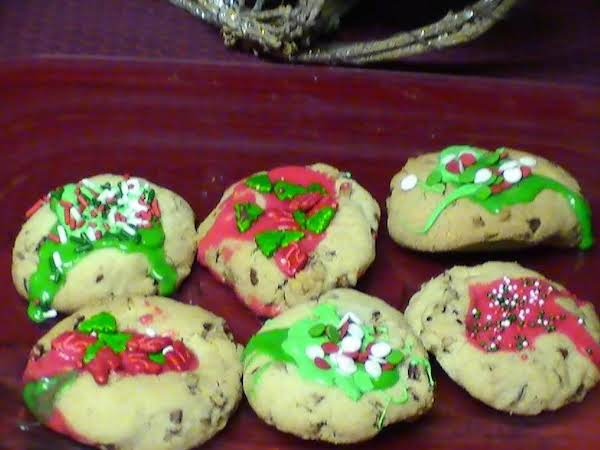 Festive And Delicious Little Cookies!