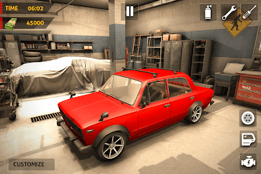 Car Tycoon 2018 – Car Mechanic Game APK screenshot thumbnail 5