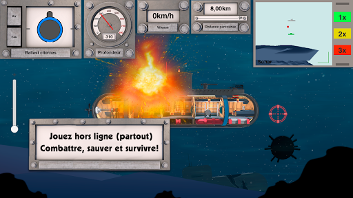 Nuclear Submarine inc - Indie Hardcore Simulator  captures d'écran 1