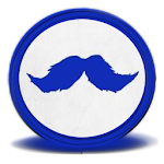 Mustache Wallpapers 4k icon