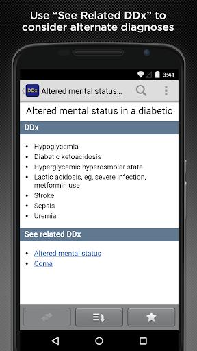 Diagnosaurus DDx 2.7.80 screenshots 4