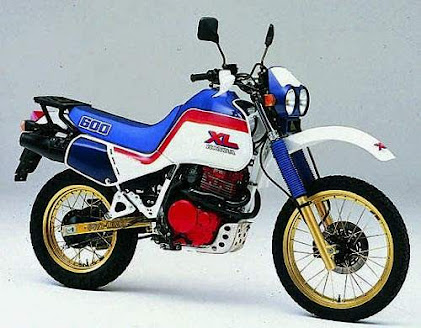 Honda XL 600 Dakar-manual-taller-despiece-mecanica