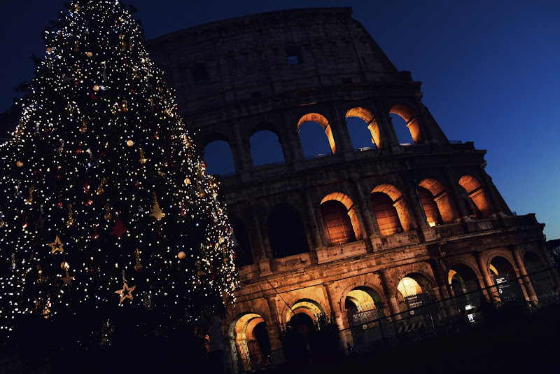 Christmas in Rome di LucaLaurettiPH