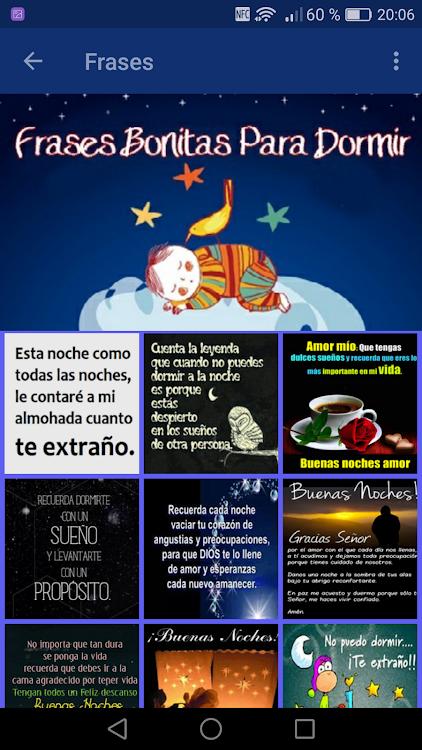 Frases Bonitas Para Dormir Android Aplikace Appagg
