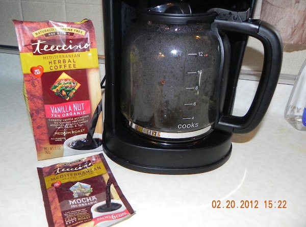 Teeccino has quite a few different flavors to choose from and provides: naturally caffein-free--no...