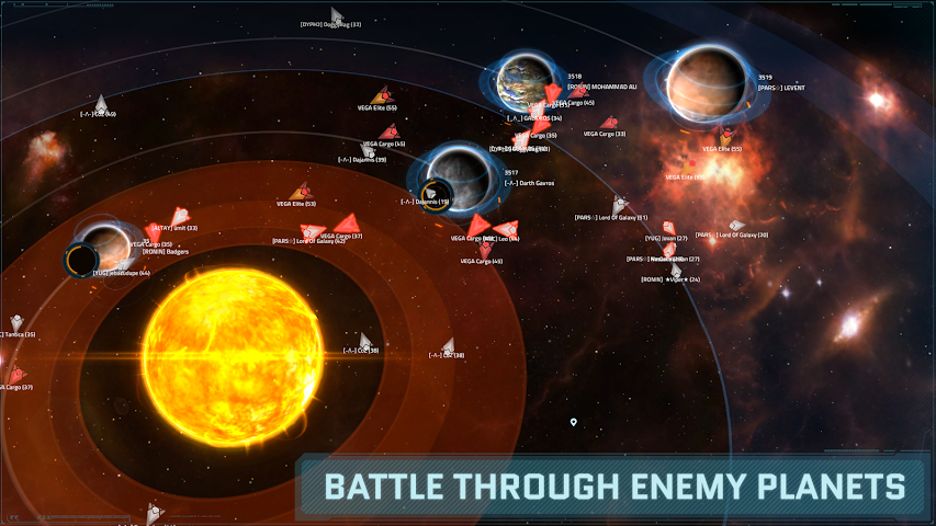 android VEGA Conflict Screenshot 11