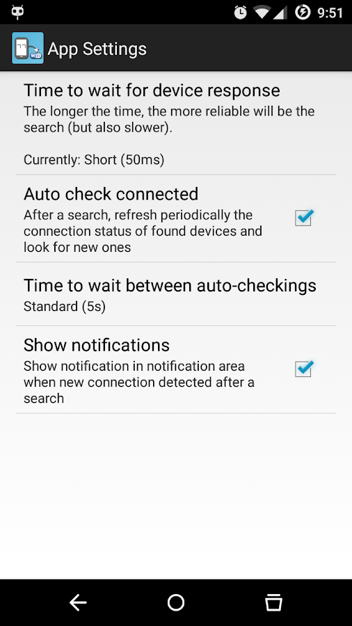 Wifi Watch- screenshot