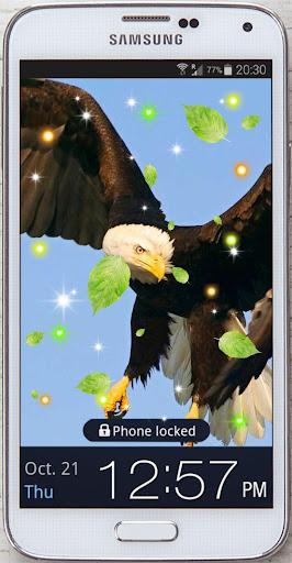 Eagles Voices live wallpaper