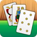 Scopa - Free Italian Card Game Online icon