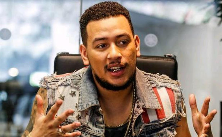 AKA opens up about his relationship with ex girlfriedn Bonang Matheba