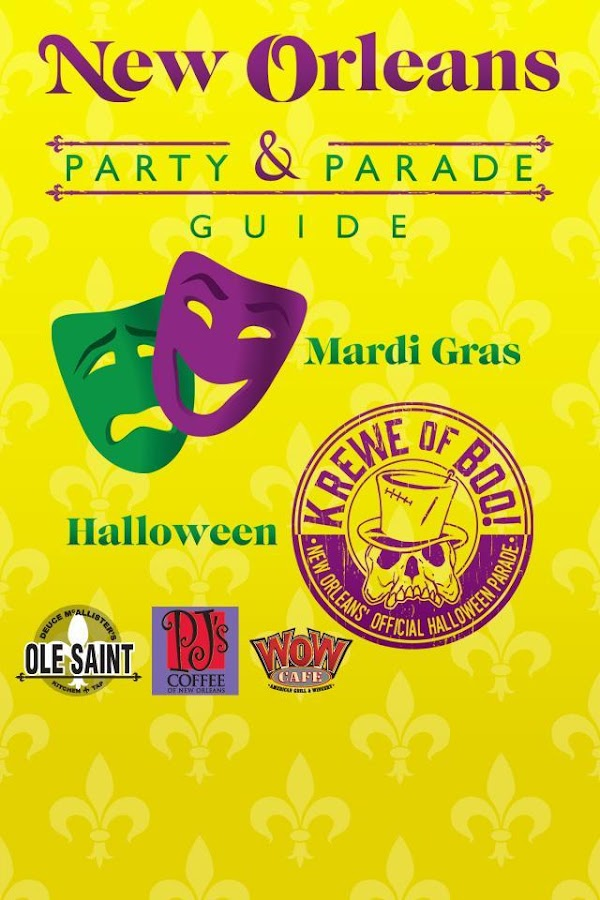 Mardi Gras Party-Parade Guide- screenshot
