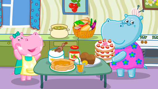 Cooking School: Games for Girls screenshots 17