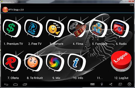 IPTV Shqip 2.0 screenshot 1060736