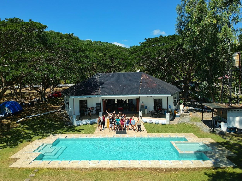 Lily Vacation Farm House Jalajala, Rizal drone shot 2