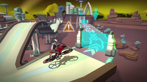 Gravity Rider Zero apkdebit screenshots 12