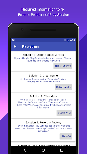 Baixar Play Services 2019- Check new update para Android no