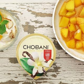 Caramelized Peach Frozen Yogurt Recipe