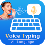 Voice Typing in All Language : Speech to Text