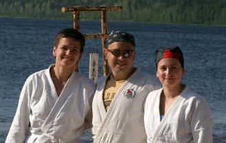 2009 | Лагерь на Ладоге