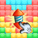 Toy Cubes - Match 2 And Blast icon
