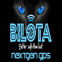 Bilota GPS - Better Safe Than Lost icon