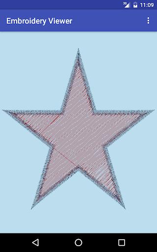 Embroidery Viewer 1.0 screenshots 4