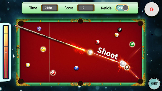 8 Ball Pool 3D 2017 Screenshot