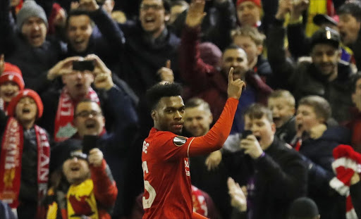 Daniel Sturridge. Picture: REUTERS/PHIL NOBLE
