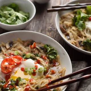 30 Minute Spicy Noodle Recipe