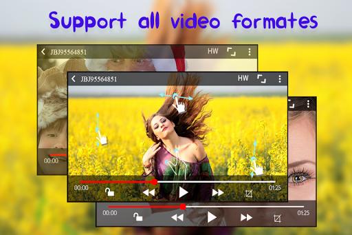 Max Player : HD Video Player 2018 1.0.4 screenshots 1