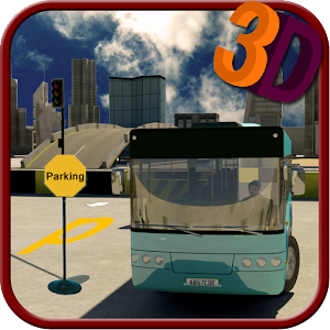 Bus Parking 3d Simulator 2015 for PC and MAC