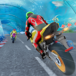 Underwater Bike Extreme Stunt Racing icon