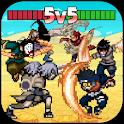 League of Ninja: Moba Battle icon