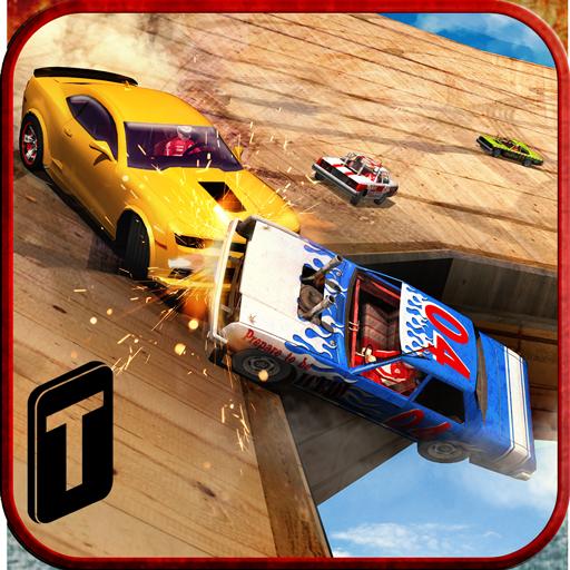 Whirlpool Car Derby 3D 動作 App LOGO-APP開箱王