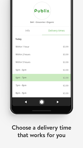 Instacart: Grocery Delivery by Instacart (Google Play, United States