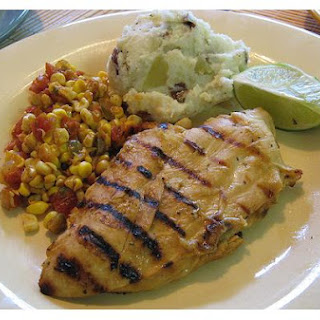 Lime Salsa Chicken