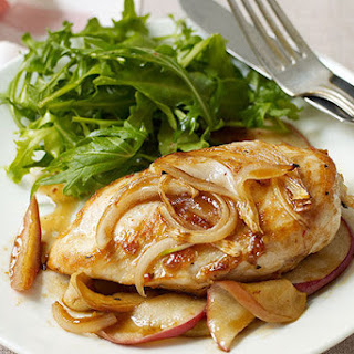Maple-Baked Apple Chicken