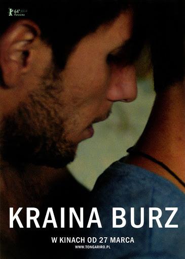 Przód ulotki filmu 'Kraina Burz'