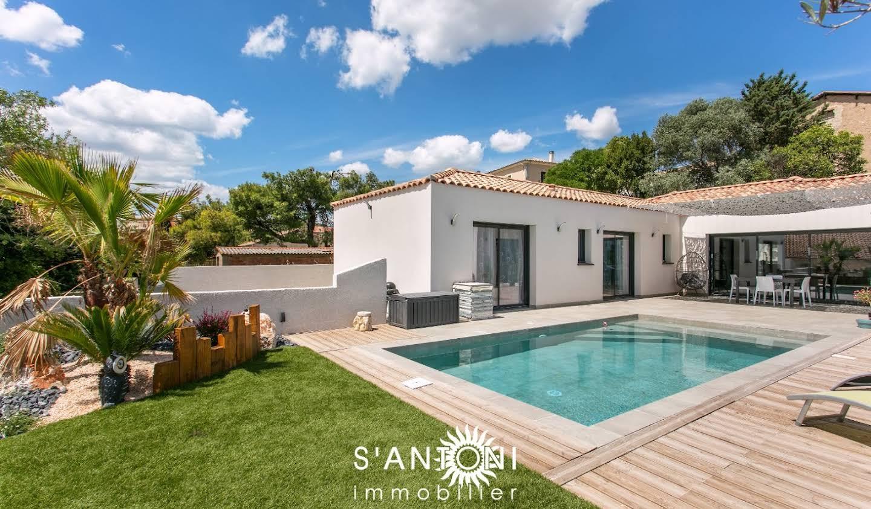 Maison avec piscine et terrasse Murviel-lès-Béziers