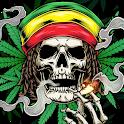 Weed Rasta Theme icon