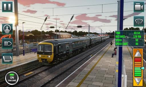 Train Simulator 3D - Train Driving Games Pro 2019 1.04 screenshots 1