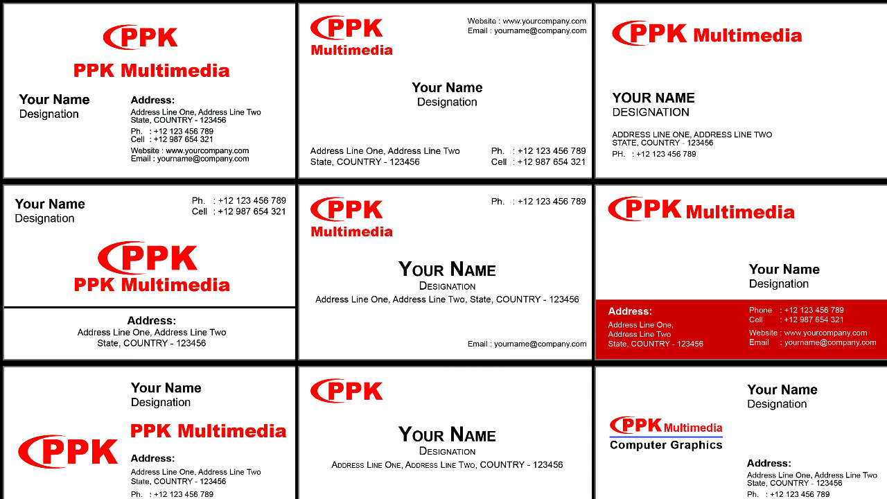 Great Address On Business Card Images - Business Card Ideas ...