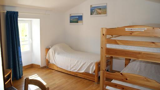 La Fermette gîte 3 étoiles à Surgères près de La Rochelle chambres enfants pour 3 à 4 personnes