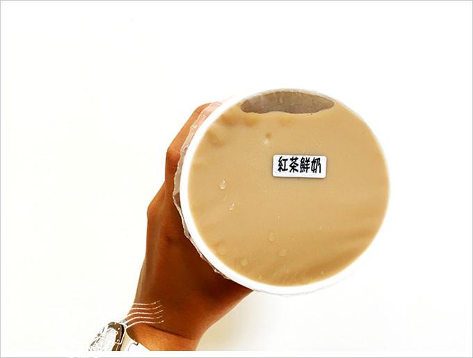 豆漿先生-紅茶鮮奶