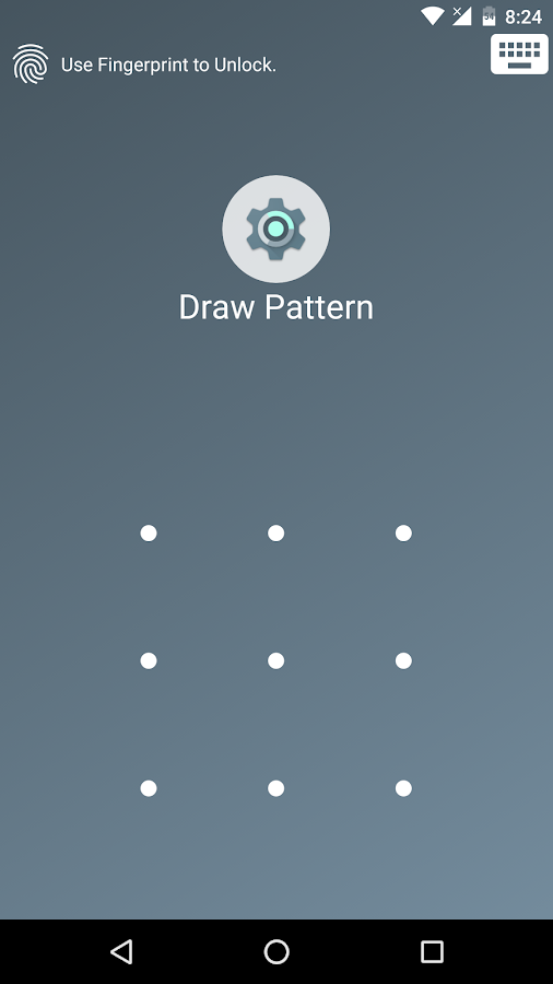 AppLock : Fingerprint & Pin- screenshot
