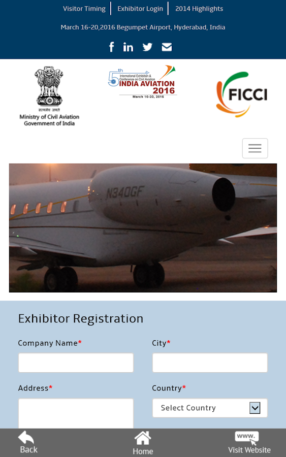 India Aviation- screenshot
