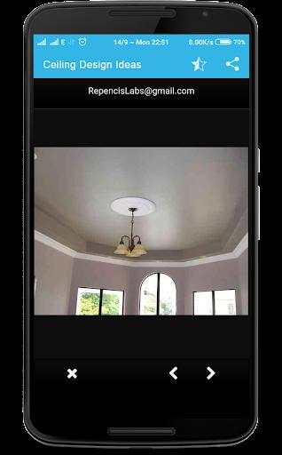 天井のデザインのアイデア