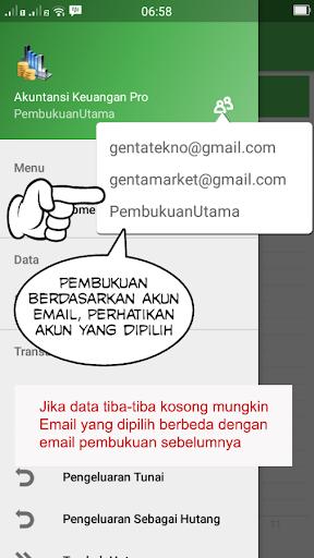 AKUNTANSI KEUANGAN PRO screenshot