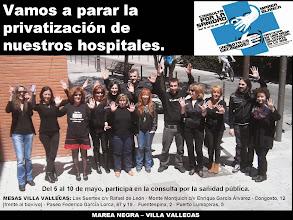 Photo: Paremos la privatización de nuestra salud.. 03/05/2013