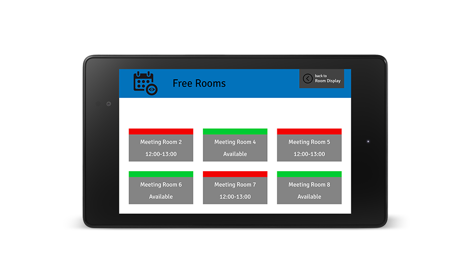 Meeting Room Display 5 Android Apps On Google Play